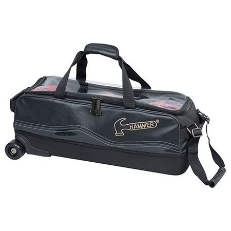 Hammer Force Slim Triple Tote