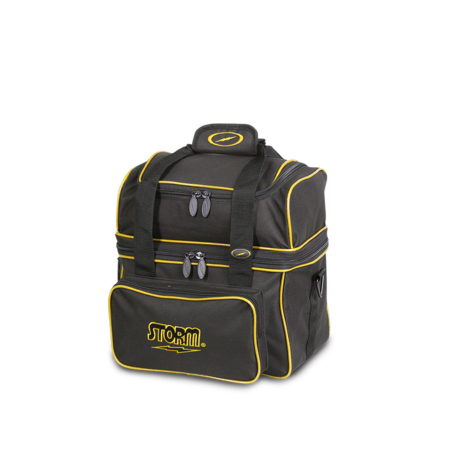 Storm 1 Ball Tote Flip Black/Gold