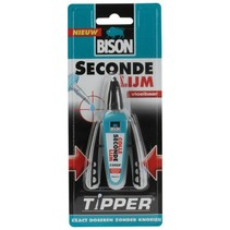Bison Secondelijm Tipper