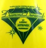 Diamond Duramid Pin Geel