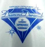 Diamond Duramid Pin Silver