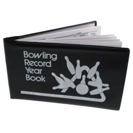 Master Bowling Record year Book