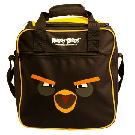 Ebonite Angry Birds Single Bag Zwart