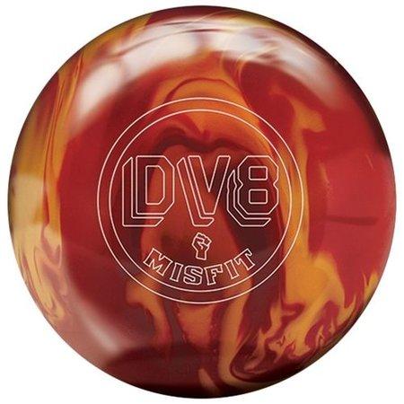 DV8 Misfit Solid Red/Orange