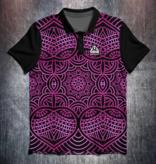 Odin Sportswear Pink Floral Mandala
