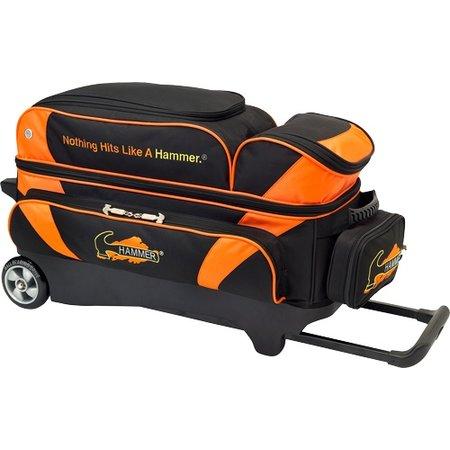 Hammer Premium 3 Ball Roller Zwart/Oranje