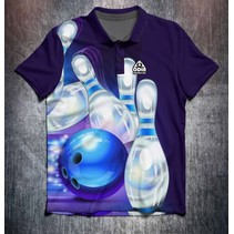 Bowling Spare purple
