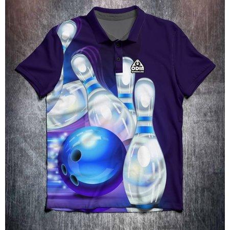 Odin Sportswear Bowling Spare purple