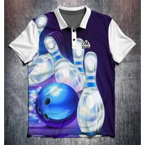 Bowling Spare White