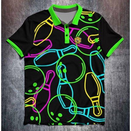 Odin Sportswear MadBee Bowling Neon