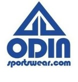 Odin Sportswear Bowling ball pins blue