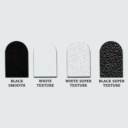 Master White Super Textured Insert Tape