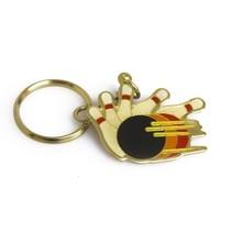 Speed ball/pins Key Ring