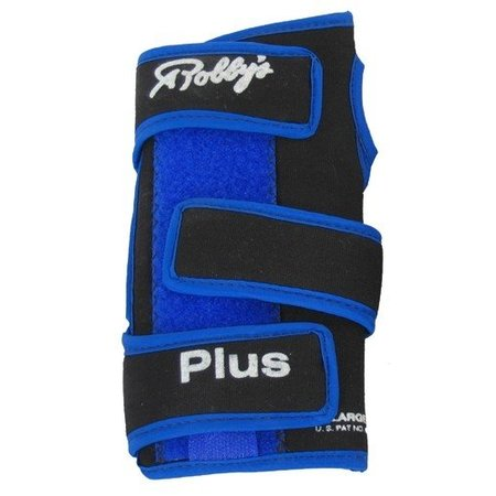 Robby's Coolmax Plus Zwart/Blauw