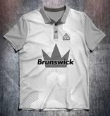 Brunswick Grey White Hexagon