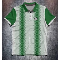 Charley Checkered Green