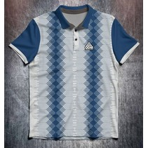 Charley Checkered Blue