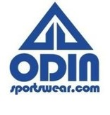 Odin Sportswear Abstract bright paint Blue