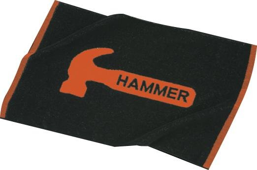 Hammer Deluxe Loomed Bowling Ball Towel