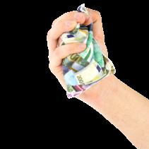 Euro Microfiber Grip Sack