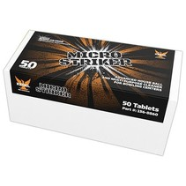 Micro Striker 50 Pack Tablets
