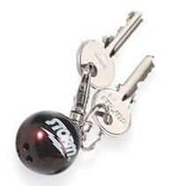 Ball Key Ring