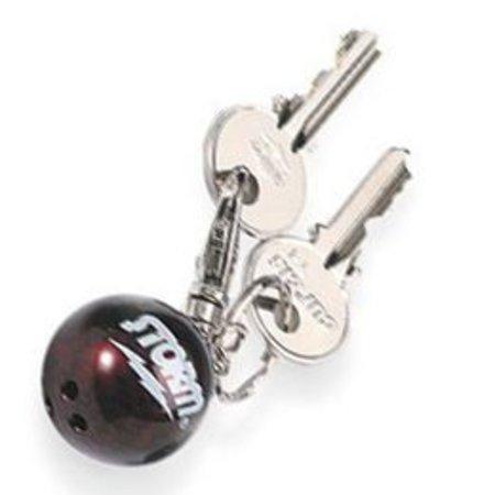 Storm Ball Key Ring