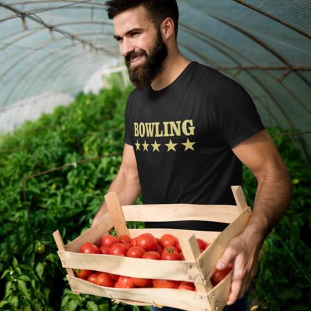 "T-Shirt ""Bowling Stars"""