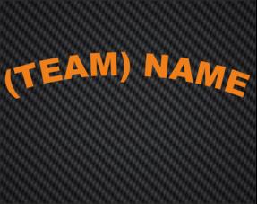 (Team) name