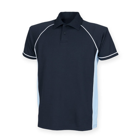 Finden Hales Men's Piped Performance Polo