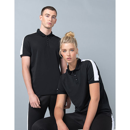 Finden Hales Adults` Contrast Panel Polo