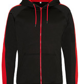 Just Hoods Sports Polyester Zoodie