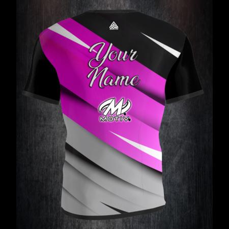 Odin Sportswear Kim Bolleby 2020-2 Black Silver Pink