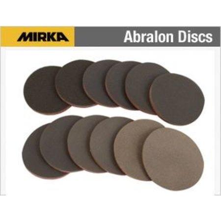 Mirka Abralon Sanding Pads (12 Piece)
