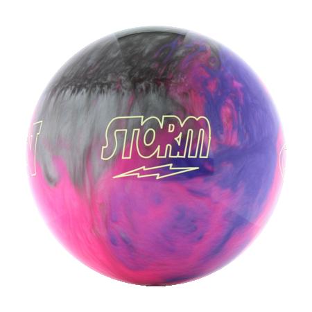 Storm Spot On - Pink/Purple/Silver