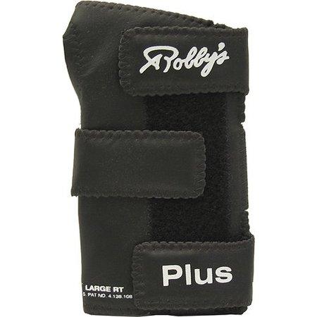 Robby's Original Leather Plus Black