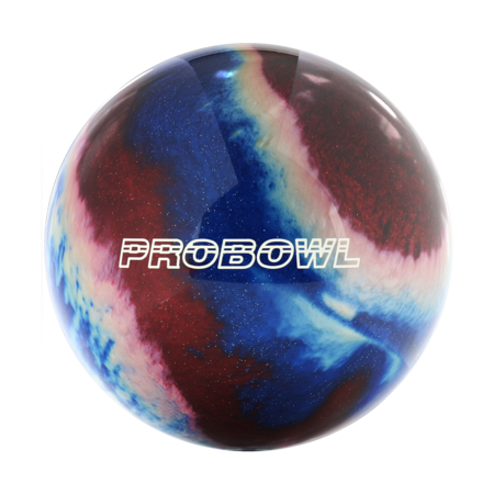 Pro Bowl Challenger Red/White/Blue Pearl