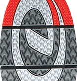 Dexter The 9 T2 Grey/Red Sole MOST TRACTION