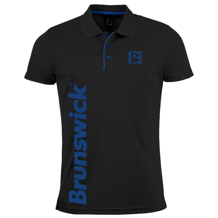 Brunswick Polo Schwarz