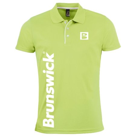 Brunswick Polo Lime