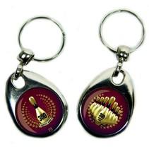 Schlüsselanhänger mit Doppelt Bild