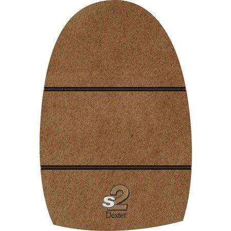 Dexter The 9 S2 Brown Sole, Shortest Slide