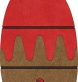Dexter The 9 S3 Saw Tooth Sole, Shorter Slide