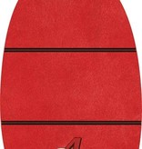 Dexter The 9 S4 Red Leather Sole, Short Slide