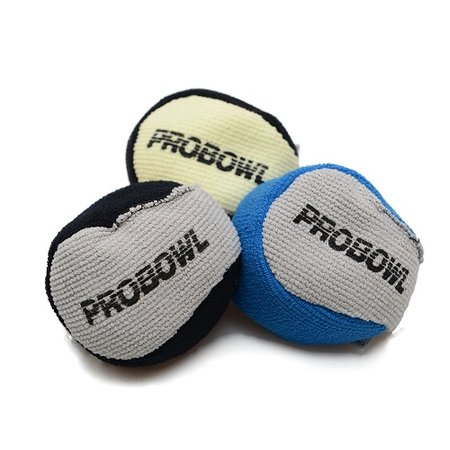 Pro Bowl Microfiber Grip Ball Mixed colors