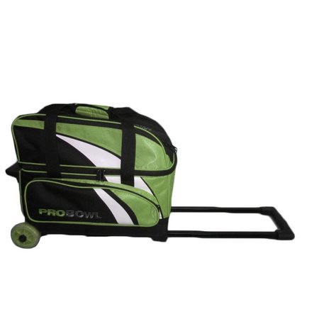 Pro Bowl TRS Double Roller Lime