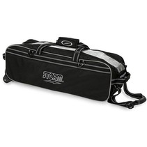 Triple Tournament Tote Travel Black