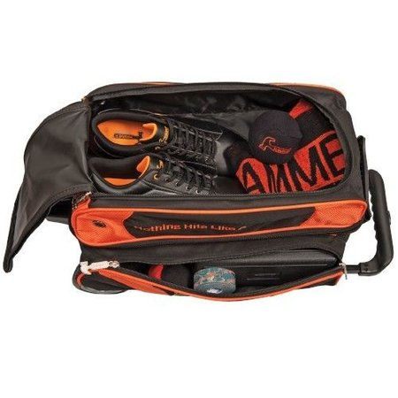Hammer 2 Ball Roller Black/Orange