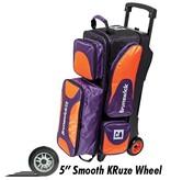 Brunswick Flash X Triple Roller Purple/Orange