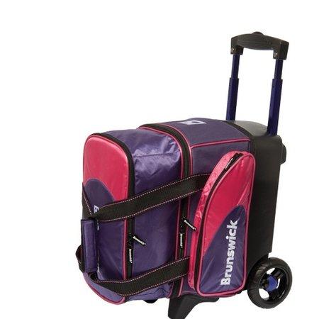 Brunswick Flash C Single Roller Purple/Pink